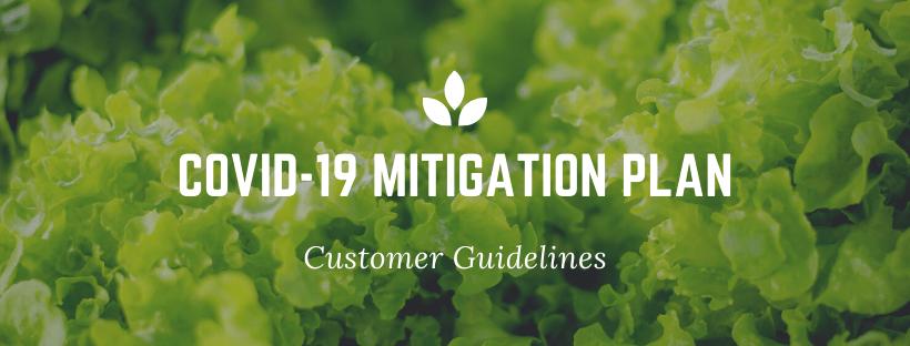 COVID-19 Mitigation Plan